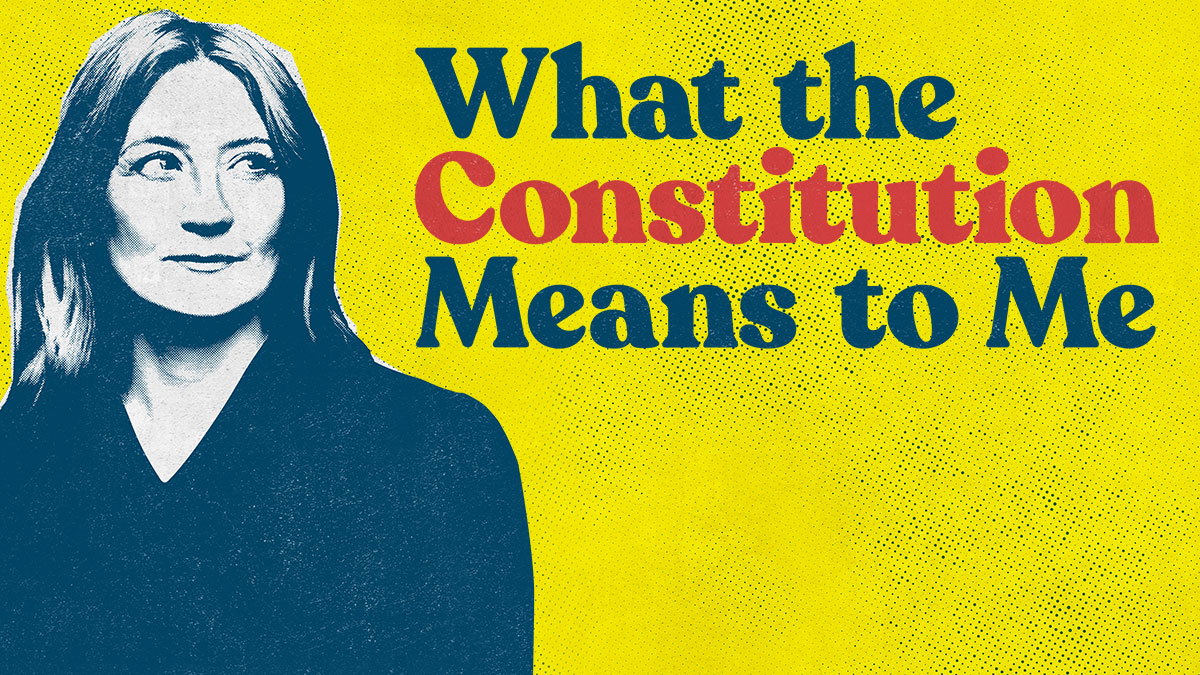 What the Constitution Means to Me | Broadway tickets and information