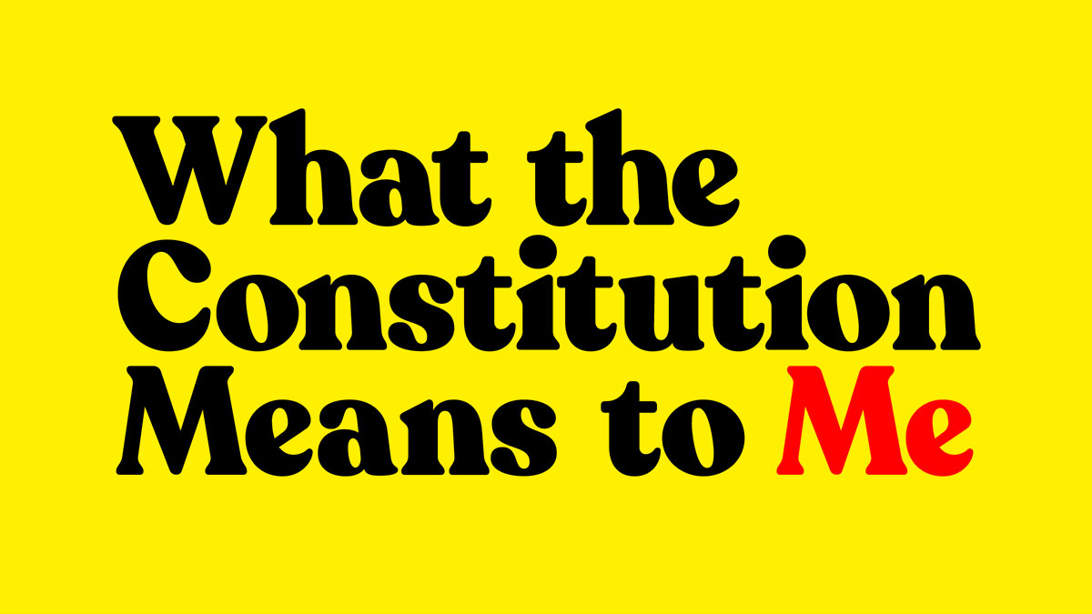 What the Constitution Means to Me Broadway Tickets