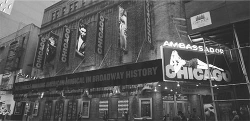 Ambassador Theatre History Image