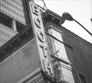 Booth Theatre History Image