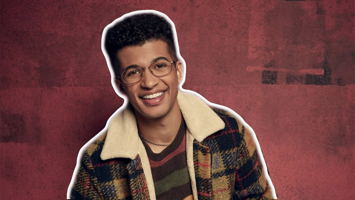 JORDAN FISHER on RENT