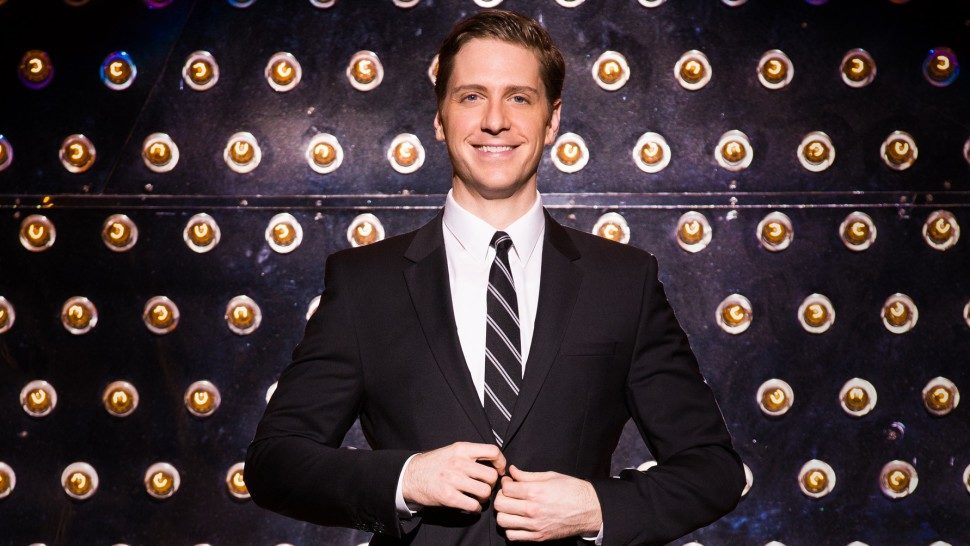 Andy Kelso Returns to Kinky Boots