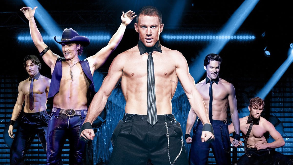 Magic Mike the Musical coming to Broadway
