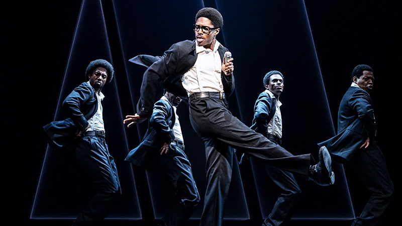 Get ready! The Temptations take on Broadway
