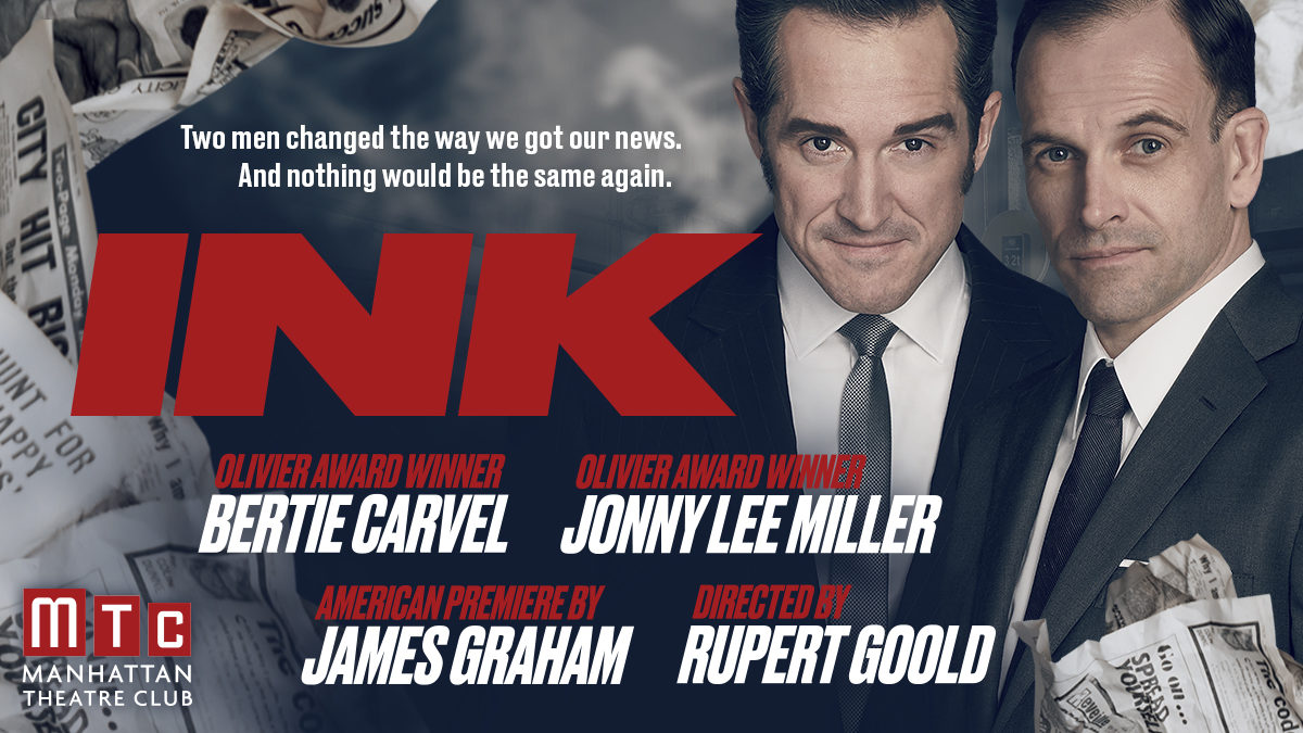 INK on Broadway | Tickets and Information