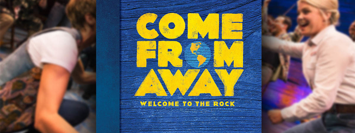 COME FROM AWAY launches book
