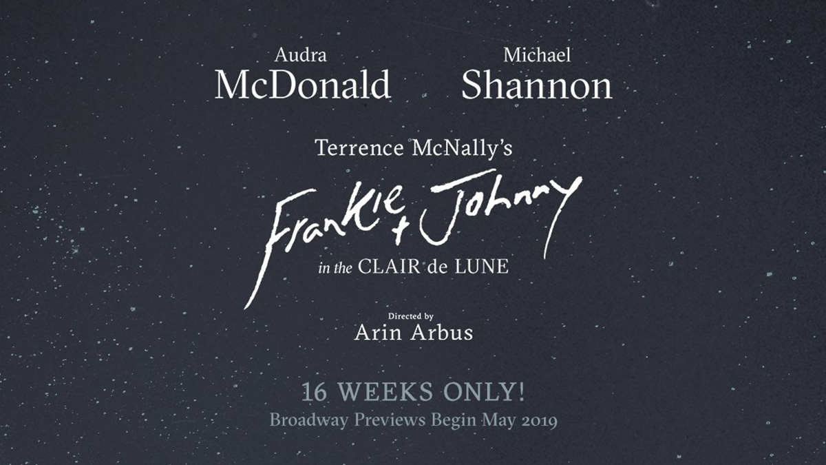 Frankie and Johnny in the Clair de Lune on Broadway | Tickets and Information