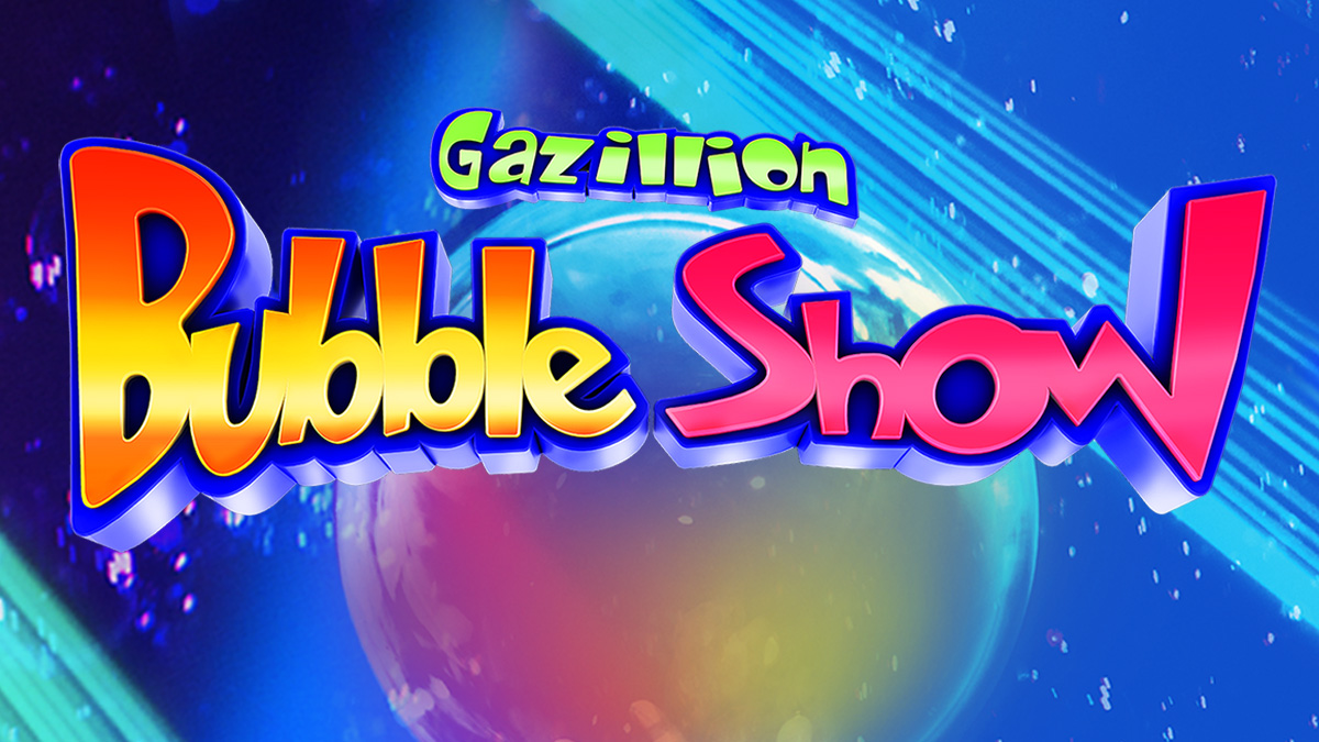 Gazillion Bubble Show | Off-Broadway tickets and information