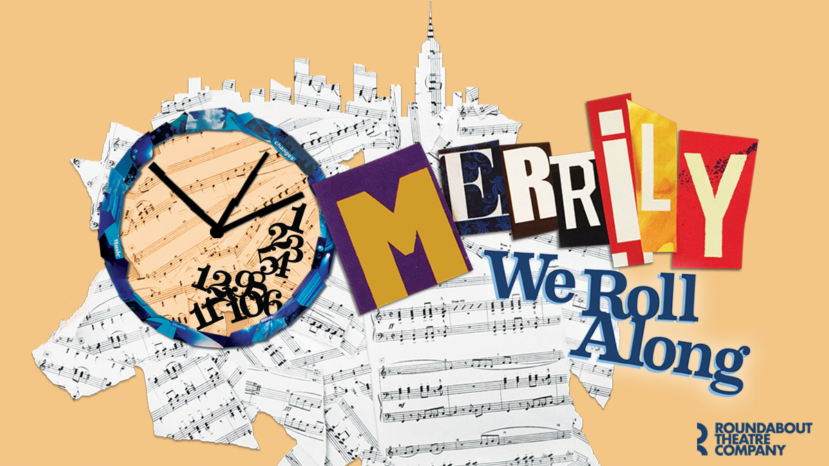 Merrily We Roll Along | off-Broadway tickets and information