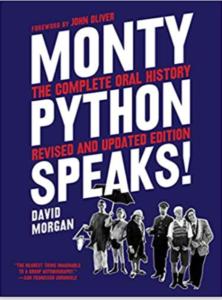 Monty Python Speaks by David Morgan