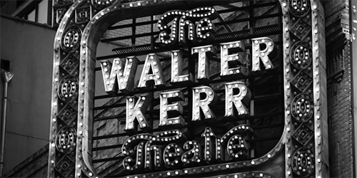 Walter Kerr Theatre History image