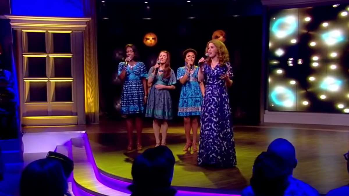 The Cast of Beautiful Perform on The View