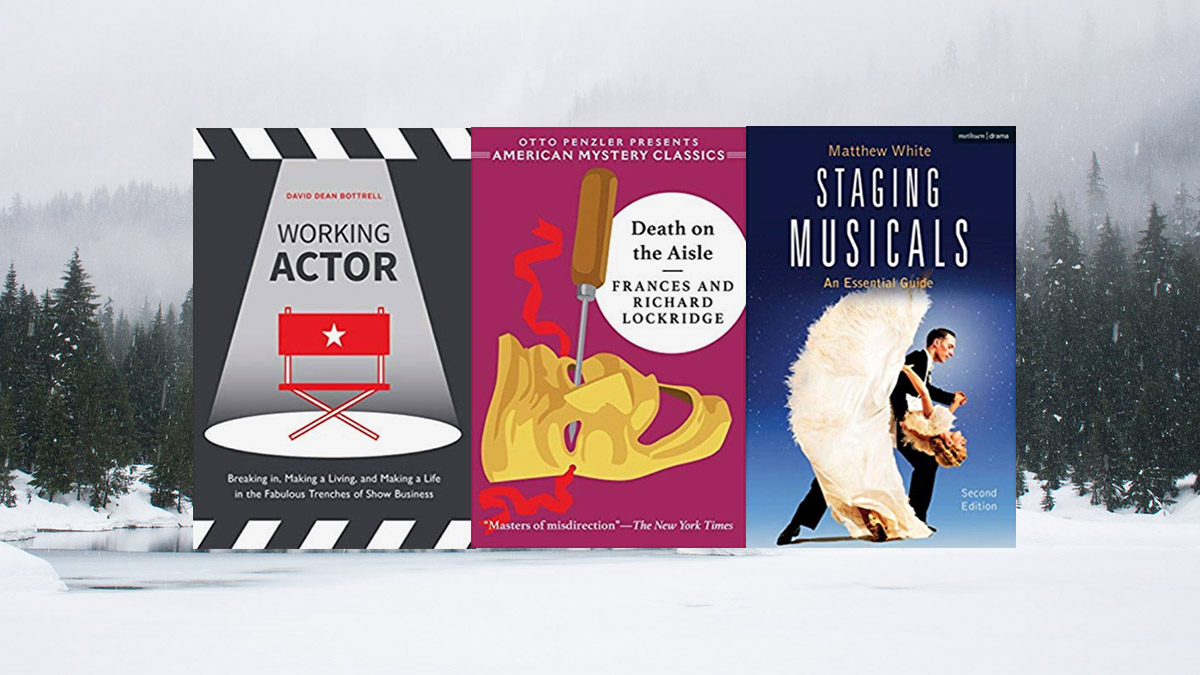 Bookfilter's Winter Book Guide for Theater Lovers