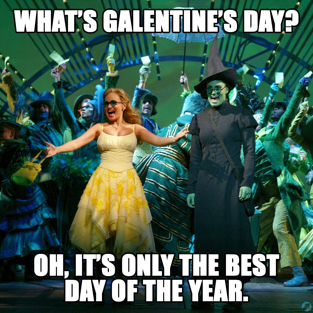 What's Galentine's Day? Oh, it's only the best day of the year.