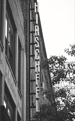 Al Hirschfeld Theatre History image