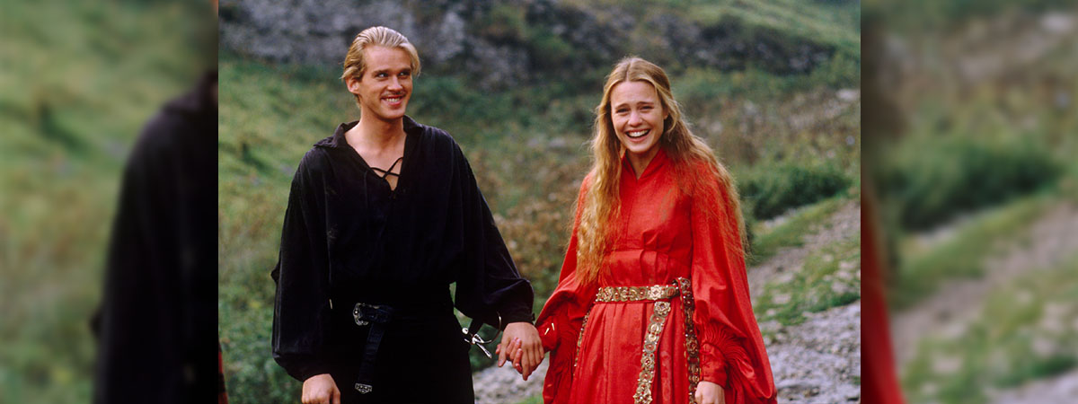 "A still frame from the motion picture ""The Princess Bride"""