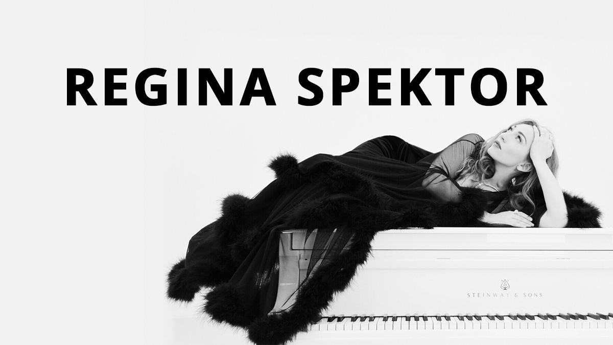 Regina Spektor on Broadway