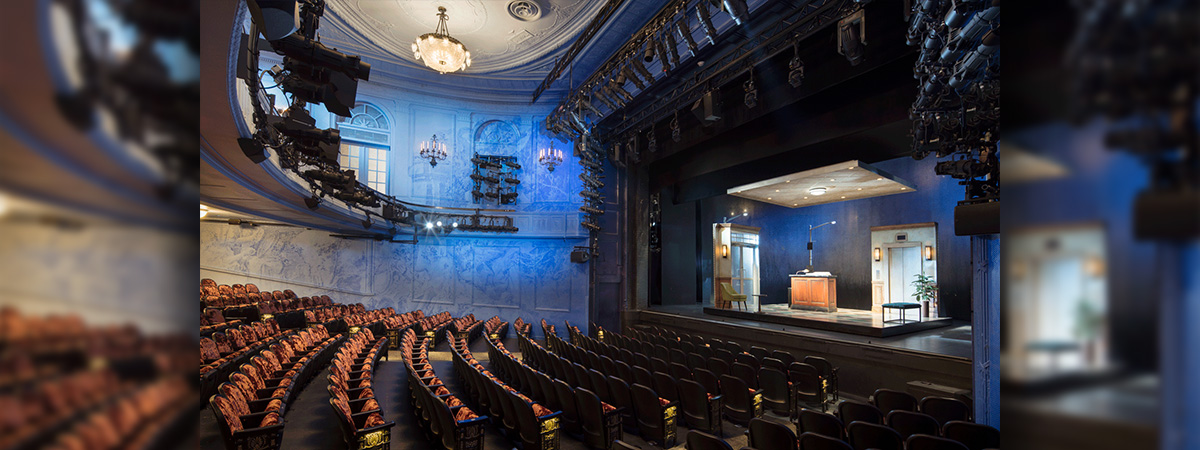 Second Stage Theatre's Helen Hayes Theatre on Broadway