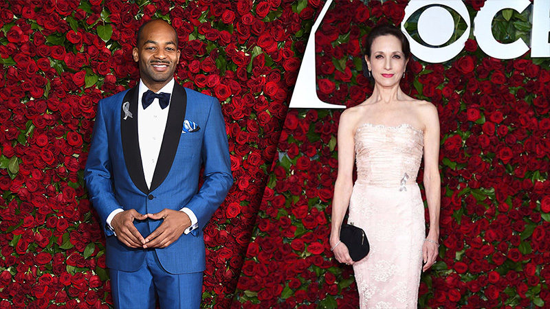 Brandon Victor Dixon and Bebe Neuwirth will announce the 2019 Tony Award nominations