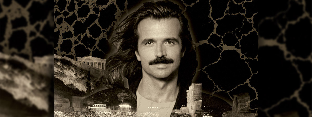 Yanni heads to Broadway's Lunt-Fontanne Theatre this Spring