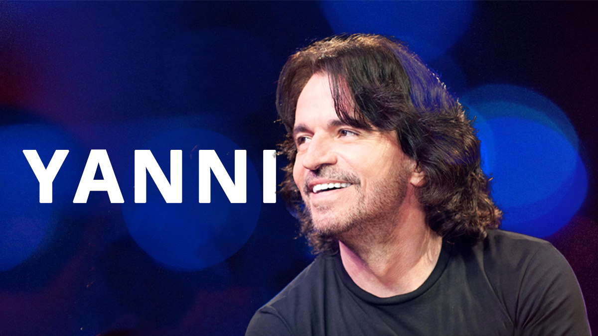 Yanni Broadway Tickets and Information | Broadway Direct