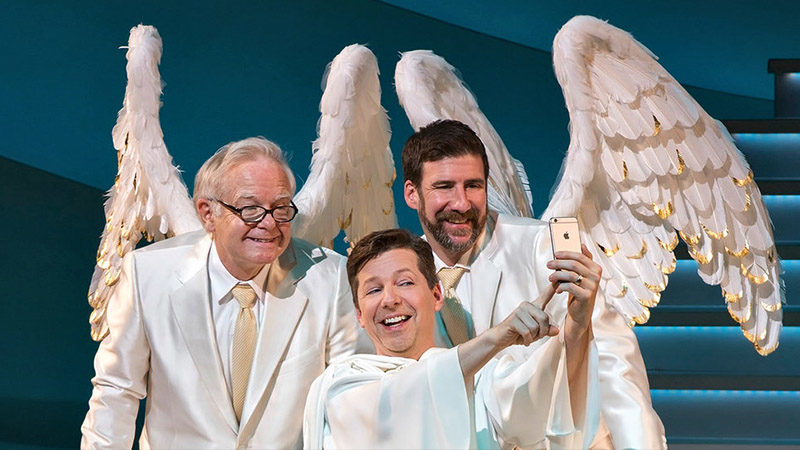 Sean Hayes in An Act of God to join Audible