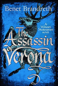 The Assassin of Verona by Benet Brandreth