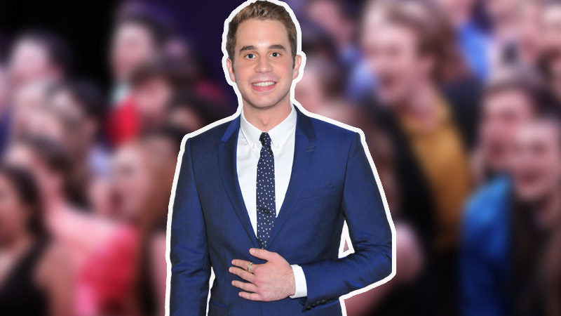 Ben Platt to host the 2019 Jimmy Awards