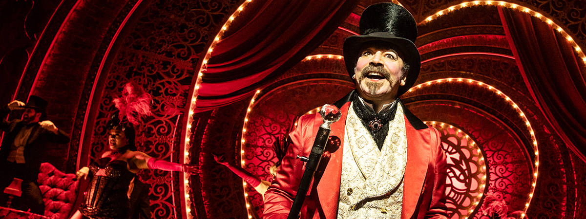 Danny Burstein in Moulin Rouge the Musical