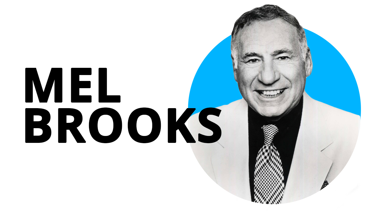 Mel Brooks on Broadway