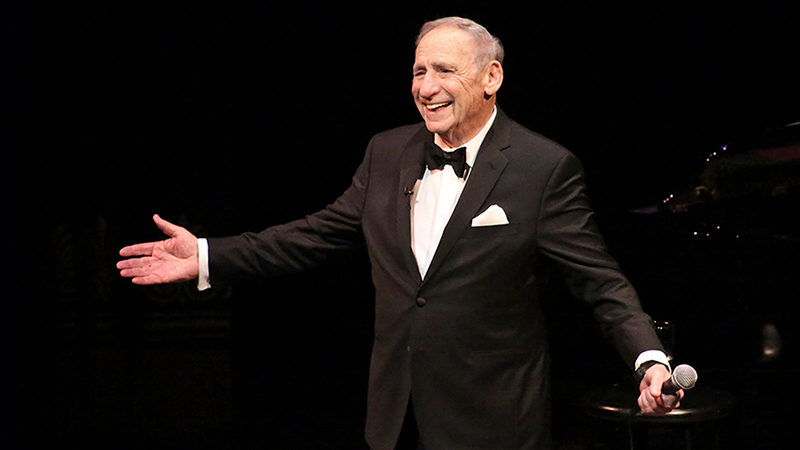Mel Brooks in Concert