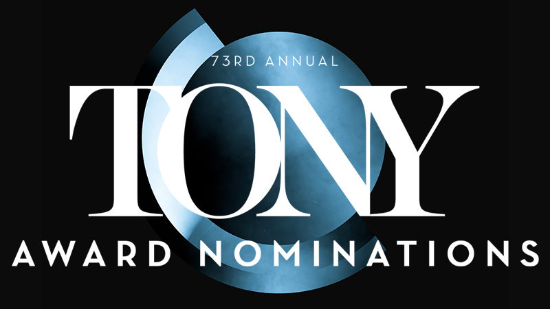 2019 Tony Award Nominees
