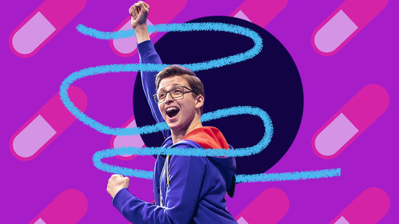 5 Questions with Will Roland of Be More Chill on Broadway