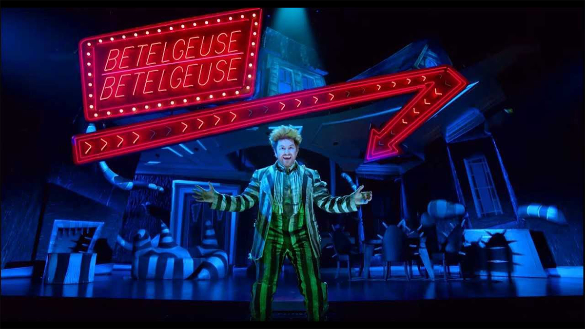 Watch Now: Beetlejuice The Musical Trailer
