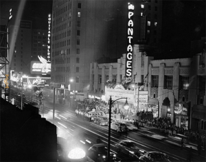 Hollywood Pantages Theatre History