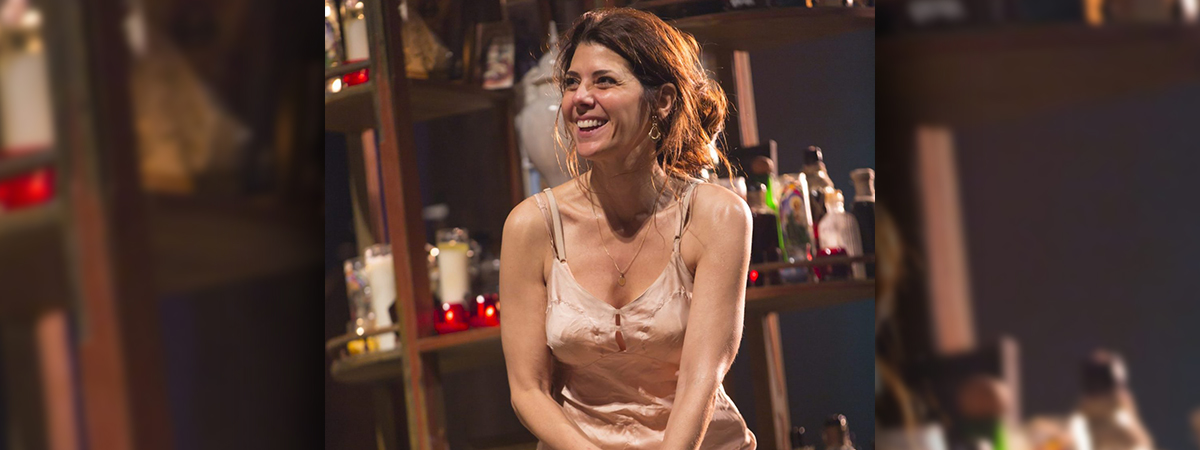 Marisa Tomei in The Rose Tattoo, coming to Broadway in Fall 2019 at Roundabout Theatre Company