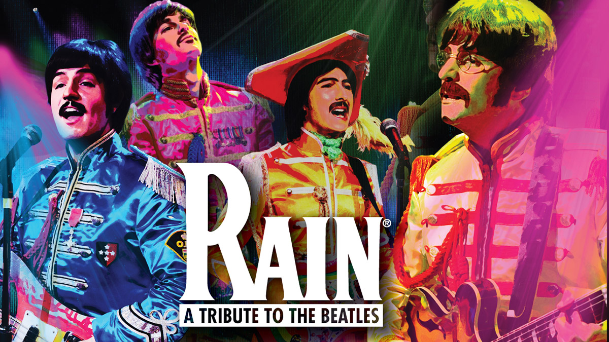 Rain a tribute to the beatles