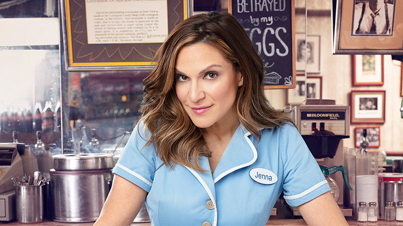 Shoshana Bean in Waitress on Broadway