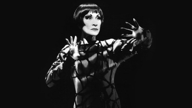 Chita Rivera in the Broadway production of Kiss of the Spider Woman