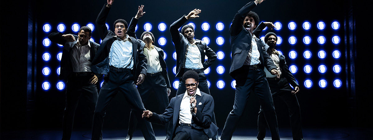 Ain't Too Proud - The Life and Times of the Temptations to Tour