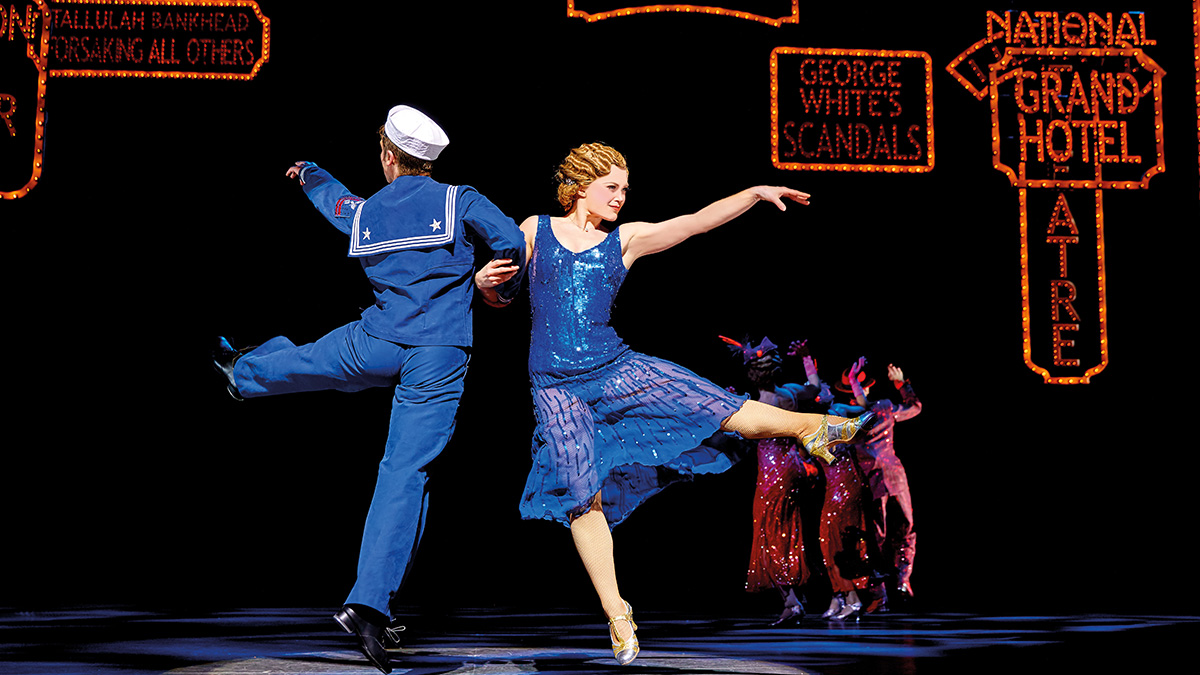Broadway HD to Present 42nd Street