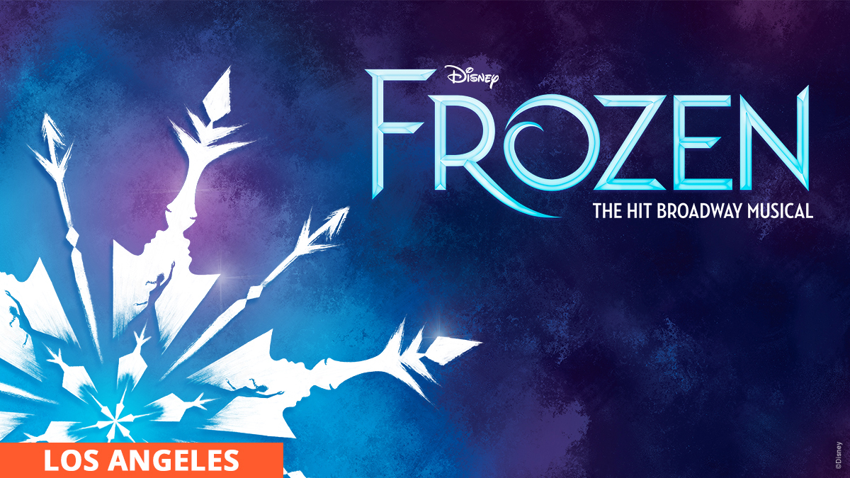Frozen the Musical in Los Angeles