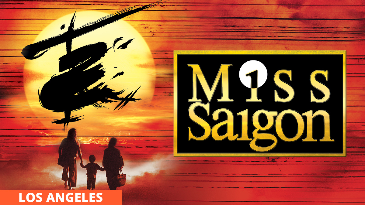 Miss Saigon in Los Angeles