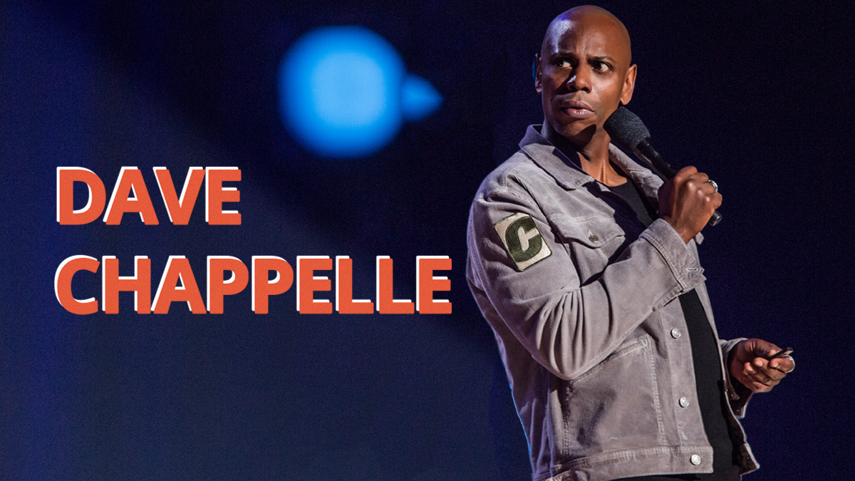 DAve Chappelle on Broadway