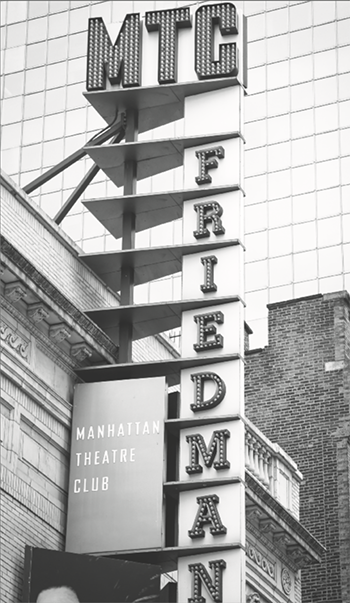 Samuel J. Friedman Theatre History image