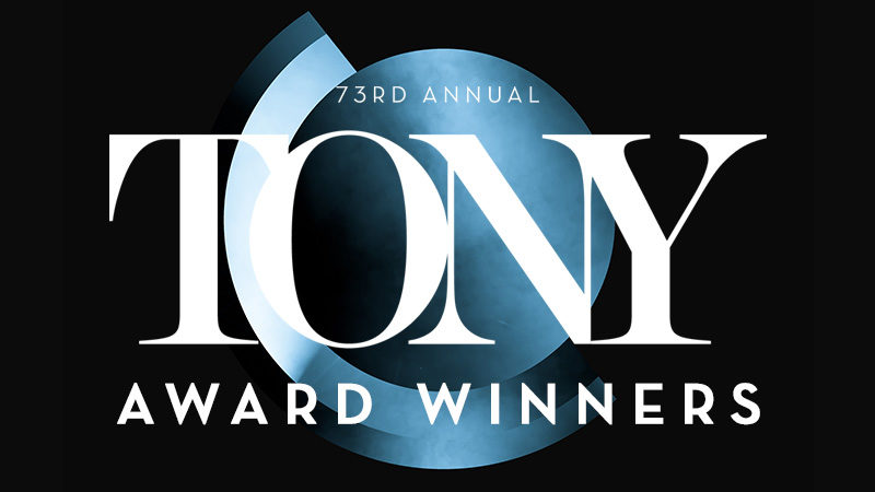2019 Tony Award Winners