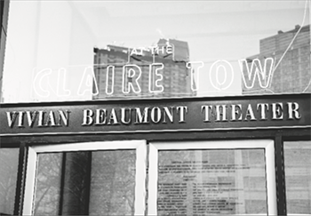 Vivian Beaumont Theater History Image