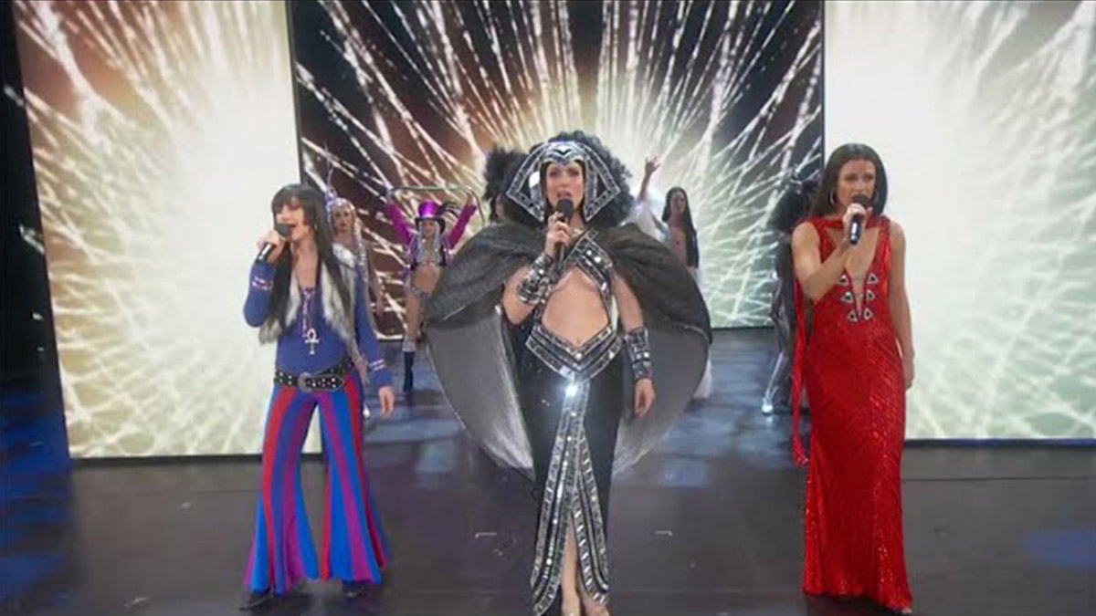 "The Cast Of The Cher Show Performs ""Believe"" At The 2019 Tony Awards"