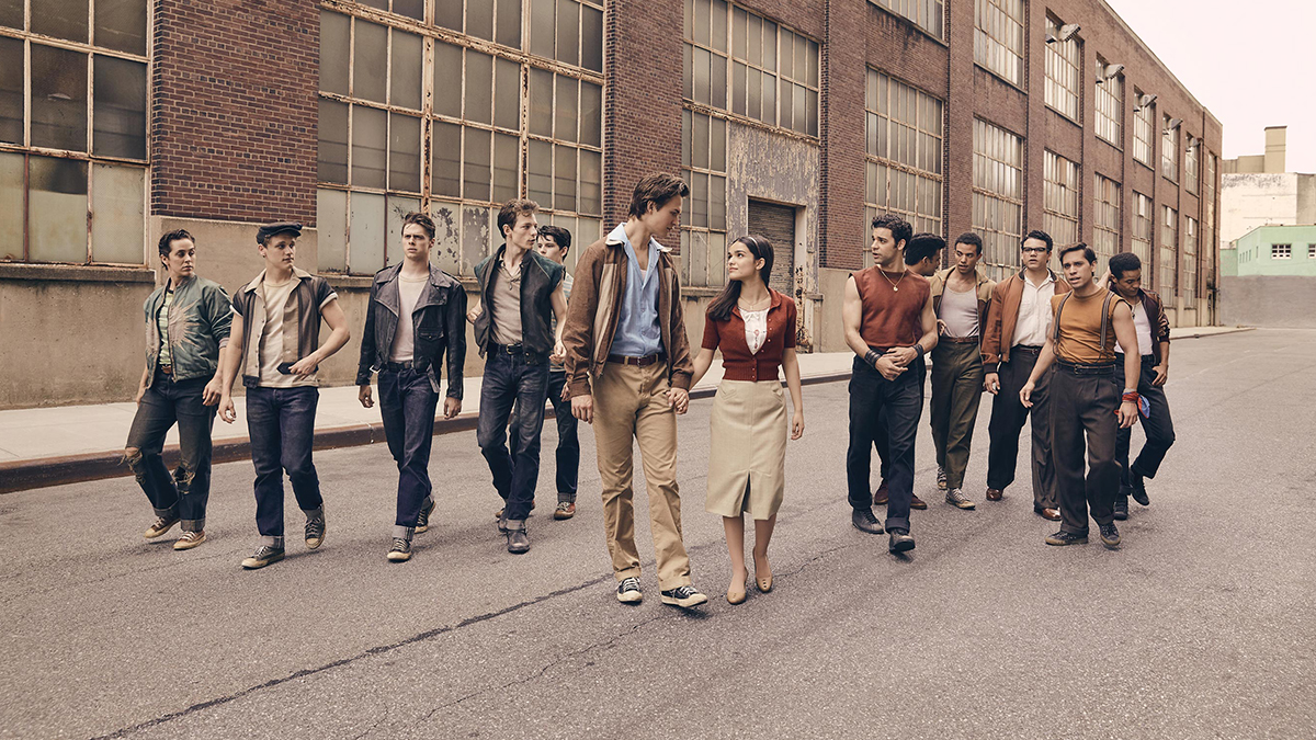First Look at the New West Side Story Movie