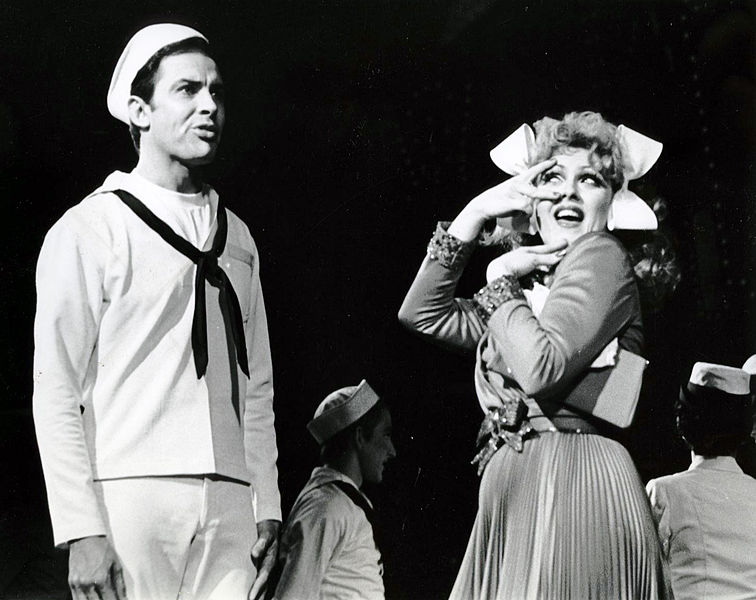 Bernadette Peters in On The Town.